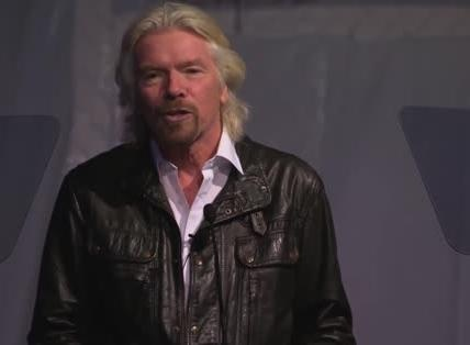 News video: Are You the Person That Inspired Richard Branson's Space Dream?