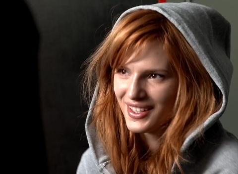 News video: Bella Thorne Shares Her Beauty Tricks at Her Glamour Photo Shoot
