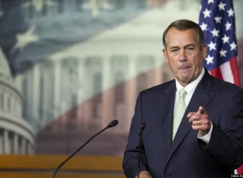 News video: John Boehner Punts Unemployment Extension To White House